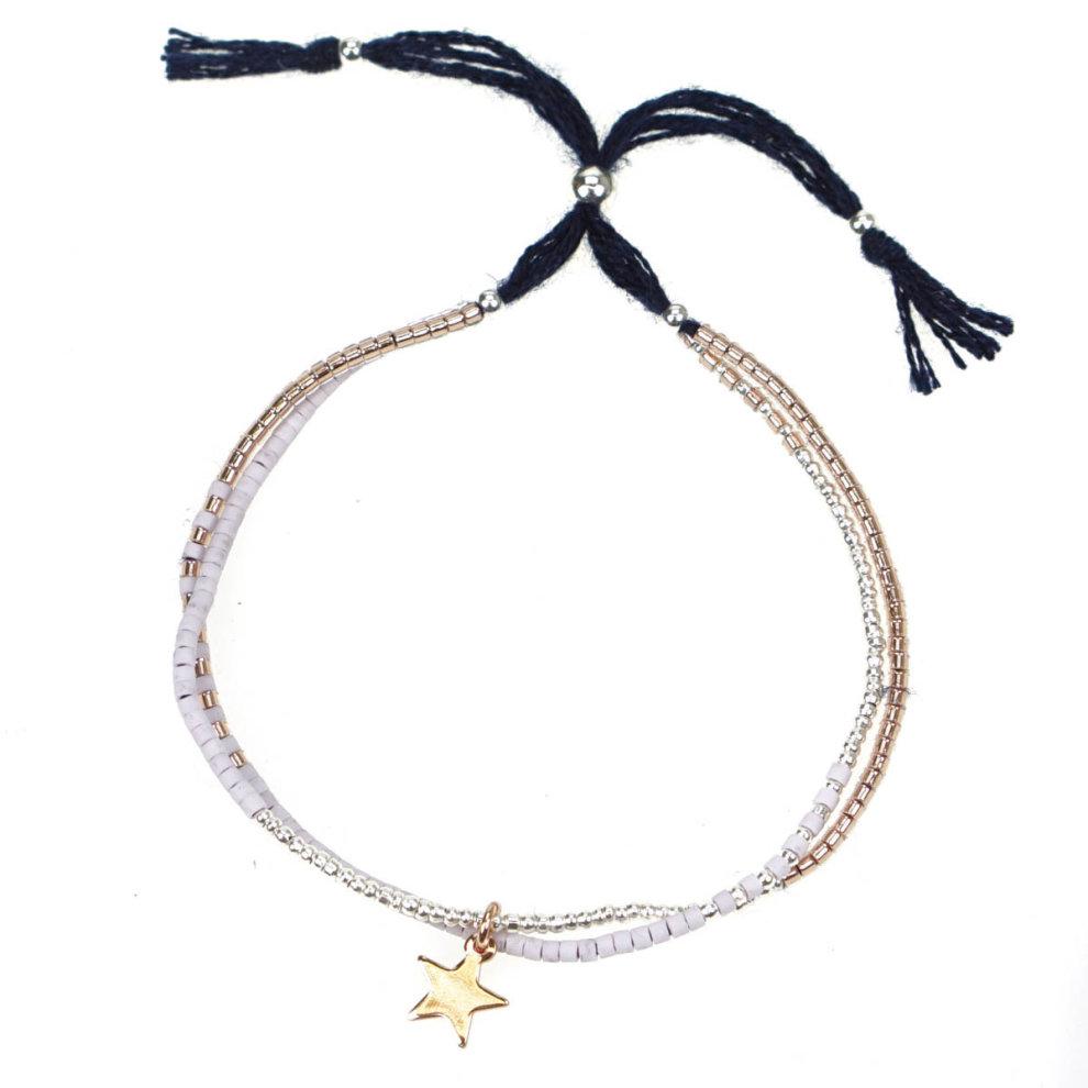 0e6b545cc9a6c Estella Bartlett Rose Gold Bracelet
