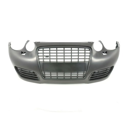 Sport Front Bumper Single Frame ABS VW Polo 9N Year 01-05