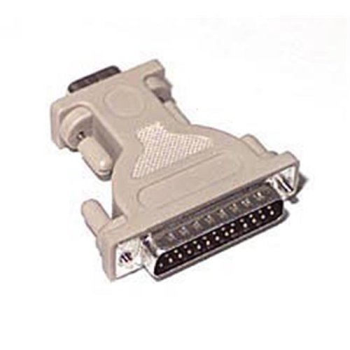 Cables To Go 02446 DB9F to DB25M SERIAL ADAPTER