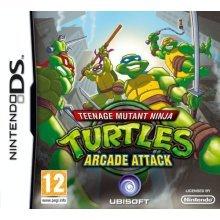 TMNT Arcade Attack (Nintendo DS)