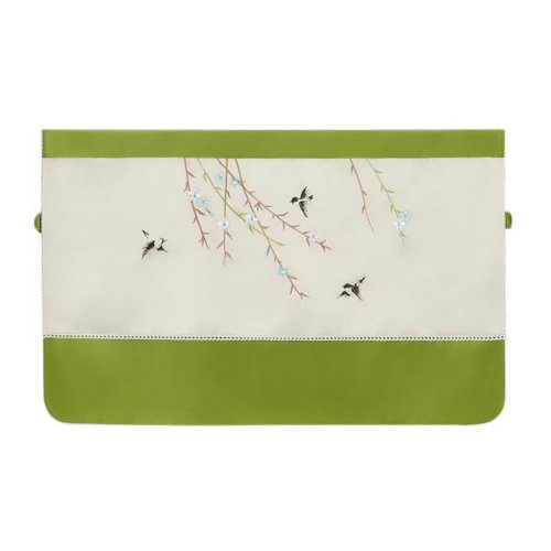 Home Creative 50-Inch TV Cloth Decorative Dustproof Cover, Swallow And Willow