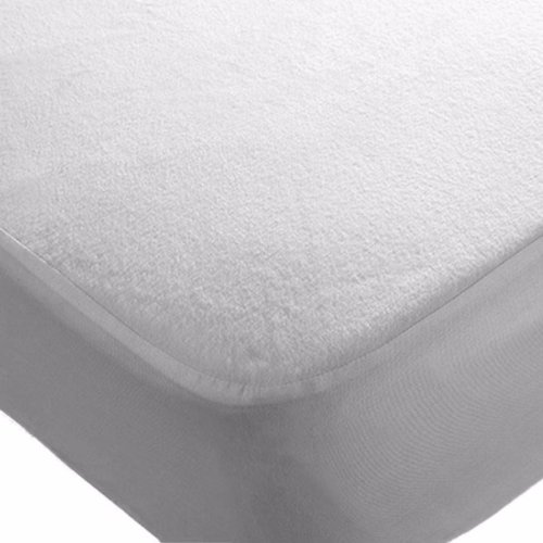 4x Travel Cot Waterproof Fitted Sheets 95 x 65 cm