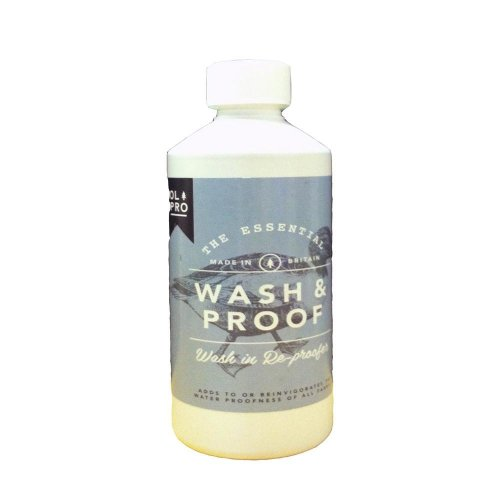 OLPRO Wash & Proof (500ml) - Coat and Fabric Re-proofer