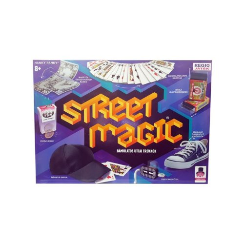 Street Magic Set For Budding Magicians