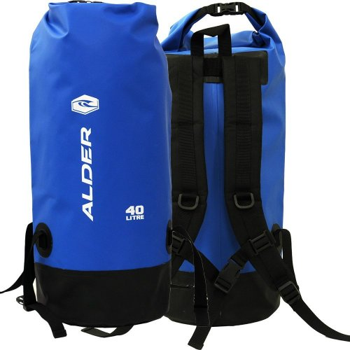 Alder 5L 20L 30L 40L 60L 80L Heavy Duty 100% Waterproof Dry Bag Backpack and Adjustable Shoulder Strap Perfect for Kayaking, Sailing, Hiking,...