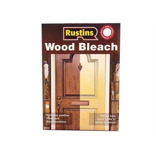 Rustins WBLESET Wood Bleach Set (A & B Solution 500ml)