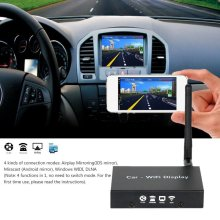 Car WiFi Display Dongle Receiver Airplay Mirror Miracast HD 1080P HDMI