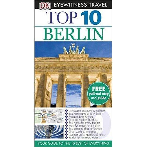 Dk Eyewitness Top 10 Travel Guide: Berlin
