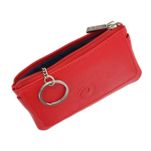 Mala Leather ORIGIN Collection Leather Purse with RFID Protection 4110_5