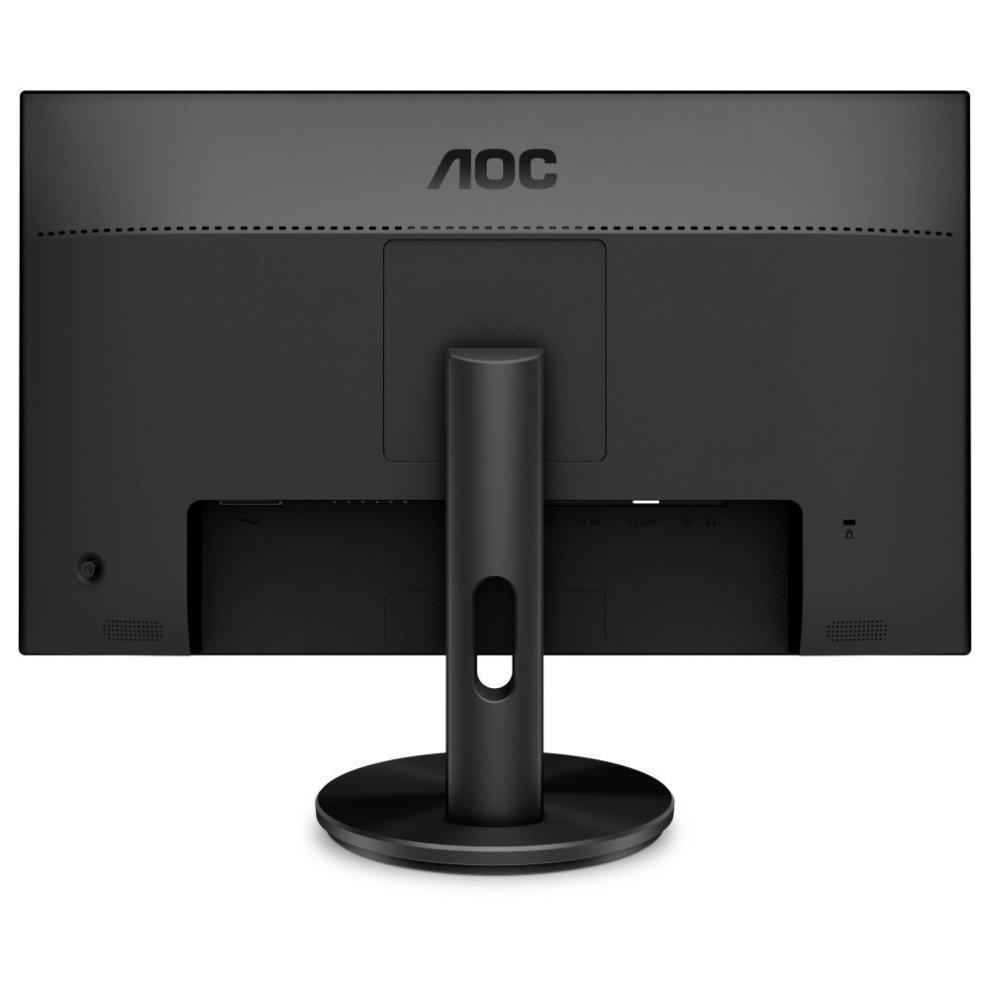 AOC G2590VXQ 24 5-inch Widescreen TN LED Multimedia Monitor (Black/Red) -  (1920 x 1080, 1ms, VGA, HDMI, DisplayPort)
