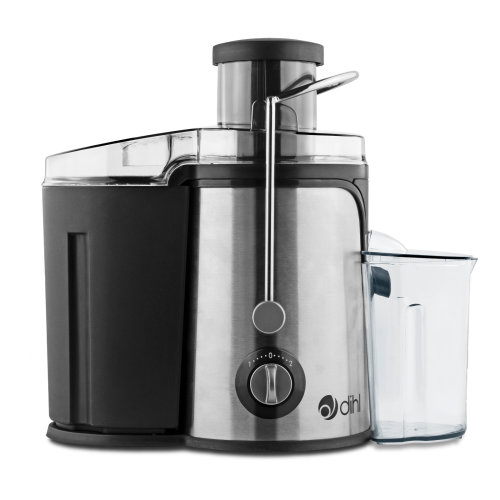 Stainless Steel 2.5L 600W Whole Fruit Centrifugal Juicer