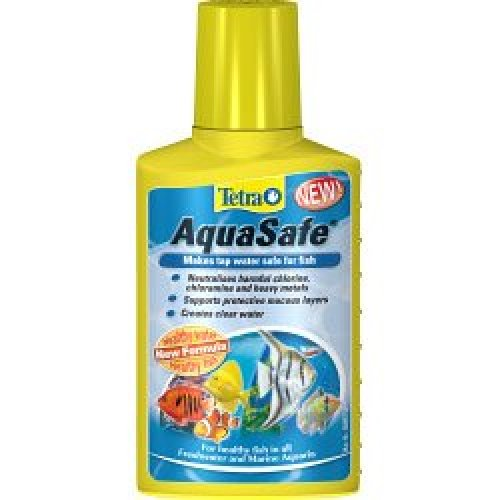 100ml Tetra Aqua Safe Water Conditioner