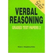Verbal Reasoning: Graded Test Papers No. 2 (Paperback)