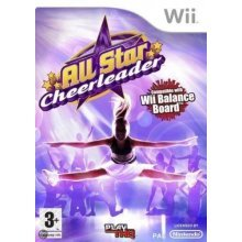 All Star Cheerleader Game Nintendo Wii Game