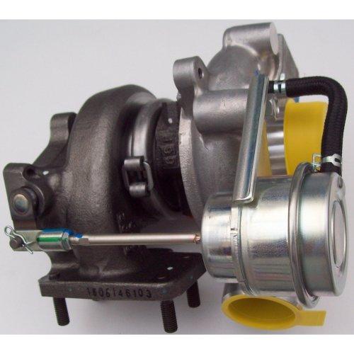 Fiat Ducato 2.3 Multijet 120 HP Turbocharger  71795707