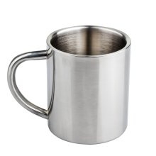 Trixes 200ml Stainless Steel Travel Mug & Camping Cup