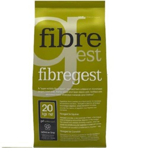 GWF Nutrition Fibregest Horse Feed 20kg