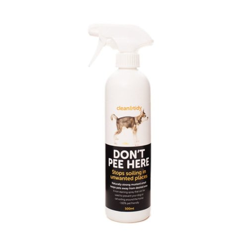 Clean 'n' Tidy Don't Pee Here Spray (500ml)