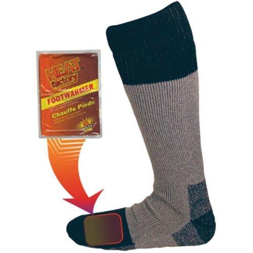 Heat Factory 372135 Heated Sock 10 - 13 HVWT Merino