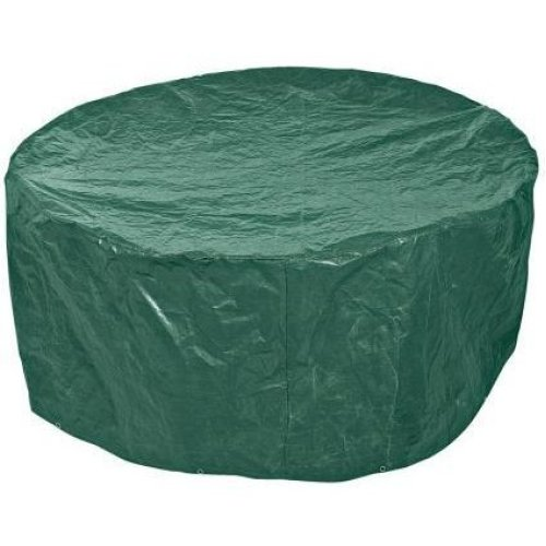 Polyethylene Table And Chair Cover - Garden Patio Waterproof Furniture Round -  cover table garden patio waterproof furniture round chairs set