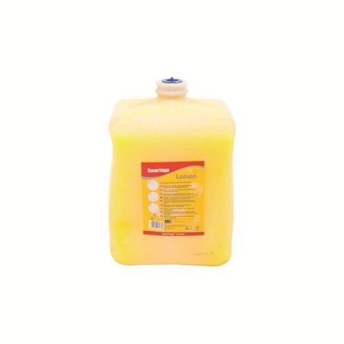 Lemon Hand Cleaner - 4 Litre Cartridge