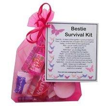Bestie Survival Kit Gift - Ideal birthday gift for Bestie, Bestie present, present for BFF, Bestie Gift