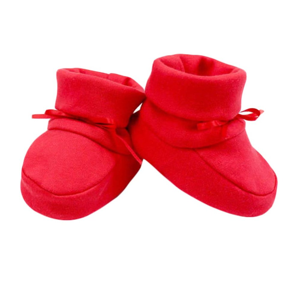 e152b07eddfea Crib Shoes Double Layer Cotton Small Shoes Baby Shoes Boy Girl Soft Sole  Shoes