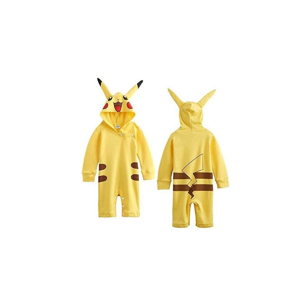 f21bd230 Pikachu-inspired Baby Infant Pokemon Costume on OnBuy