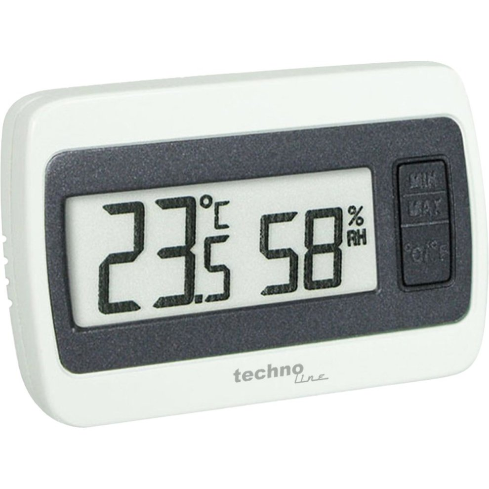 Silver TAMUME Kitchen Thermometer for Measuring Coffee Milk and Chocolate Temperature