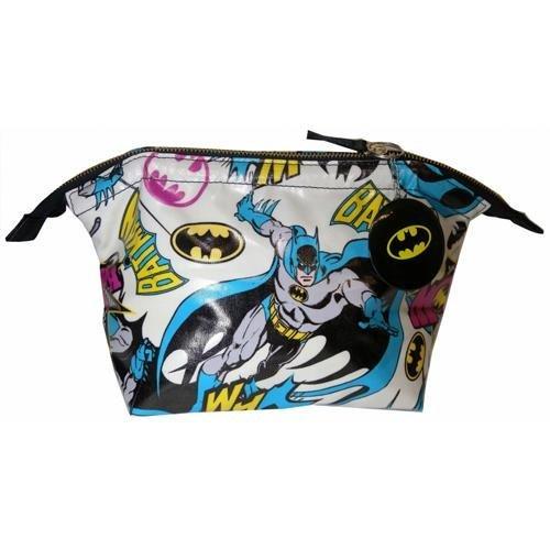 Batman Pop Art Ladies Wash Bag