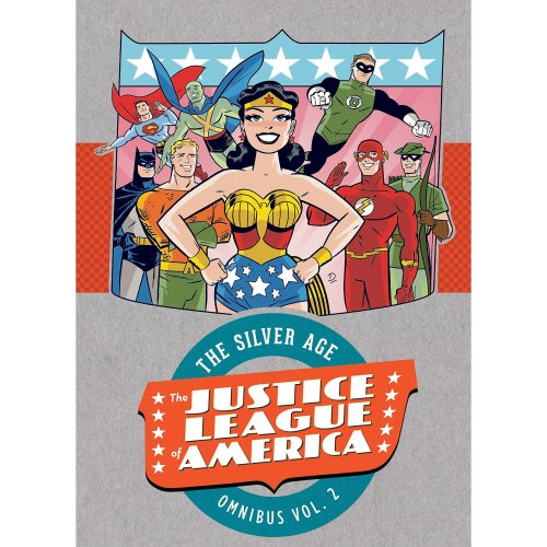 Justice League of America The Silver Age Omnibus HC Vol 2