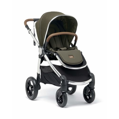 Mamas & Papas Ocarro Pushchair, Khaki Explorer