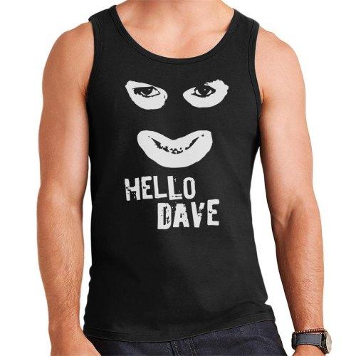 Hello Dave Papa Lazarou League Of Gentlemen Men's Vest