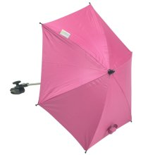 Baby Parasol compatible with Obaby Zoom Tandem Hot Pink