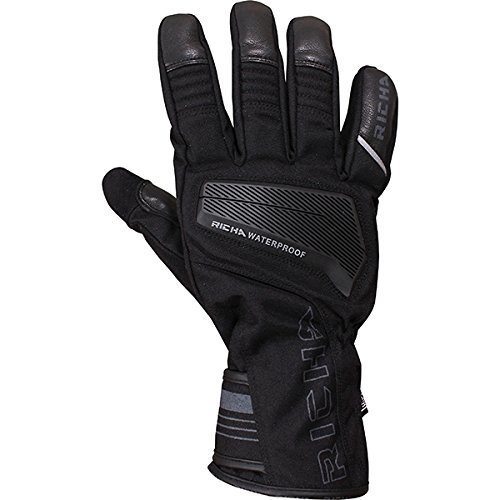 Richa Cave Winter Waterproof Motorbike Motorcycle Gloves