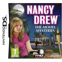 Nancy Drew The Model Mysteries Nintendo DS Game