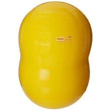 Sportime Physio Roll Exercise Therapy Fitness Ball - 21 3/4 inch - Yellow