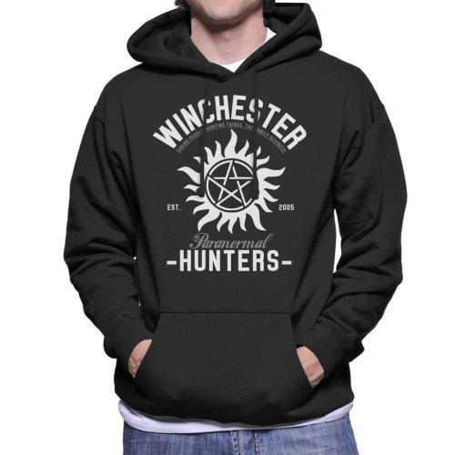 Winchester Paranormal Hunters Men's Hooded Sweatshirt