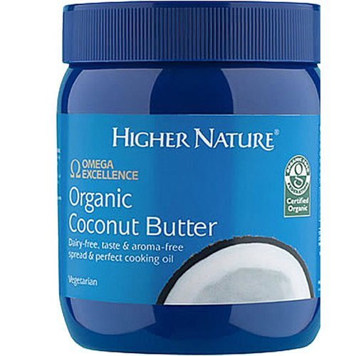 Omega Excellence  Coconut Butter - Organic 400g