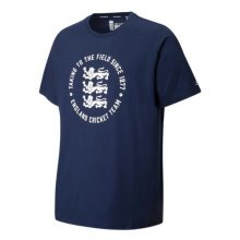 New Balance ECB England Cricket Graphic Tee 3