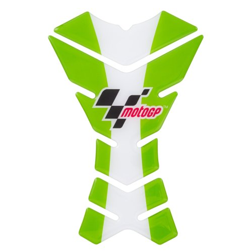 MotoGP Official licensed fuel tank pad in green and white