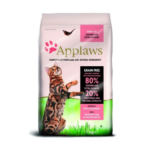 Applaws Cat Adult Chicken & Salmon (7.5kg)