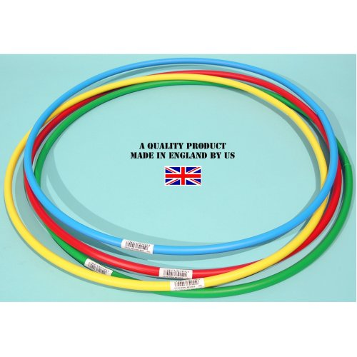 Witzigs Games extra strong hoops - bundle of 4 size 90cm