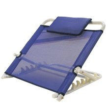 Adjustable Angle Folding Netting Back Rest - Bed Support Aid