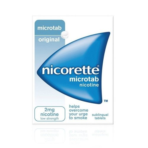 Nicorette Microtab 2mg 100 Tablets