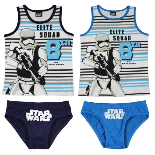 Star Wars Pants and Vest Set