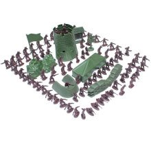 Nostalgic Sand Table Model Toy Gifts Toy Soldiers/Cars/Trucks/Toy Guns Models