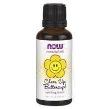 NOW Cheer Up Buttercup! Essential Oil Blend, 1-Ounce
