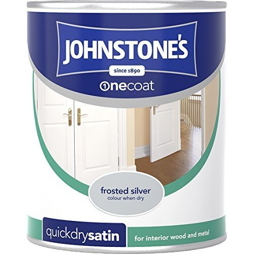 Johnstones One Coat Quick Dry Satin Paint - Colours