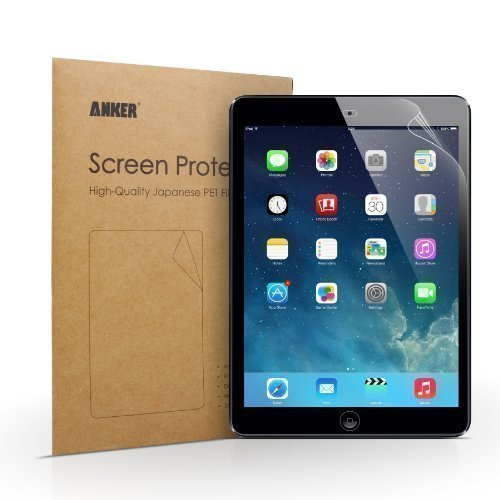 Anker Screen Protector for Apple iPad Pro 9.7 / Air / iPad Air 2 [2-Pack]
